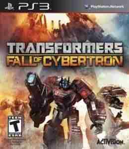 Descargar Transformers Fall Of Cybertron [MULTI][Region Free][FW 4.0x][ZRY] por Torrent